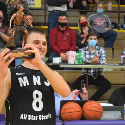GALLERY: North beats South in 42nd MNJ All-Star Classic, 111-110