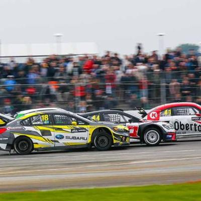 Rallycross makes its Midwest debut this weekend at Mid-Ohio Sports Car Course
