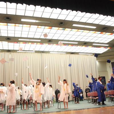 GALLERY: Mansfield St. Peter's 2021 Graduation & Prom