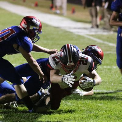 Cougars topple Mapleton in Firelands Conference opener