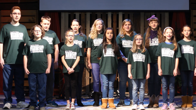 Choral Countdown to Christmas 2019: Homeschool Harmony