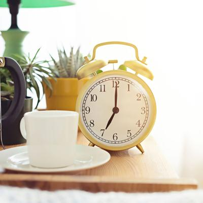 How making small changes can tremendously affect sleeping schedule