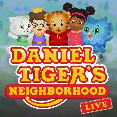 "Daniel Tiger's Neighborhood comes to Renaissance with ""Neighbor Day"" tour"