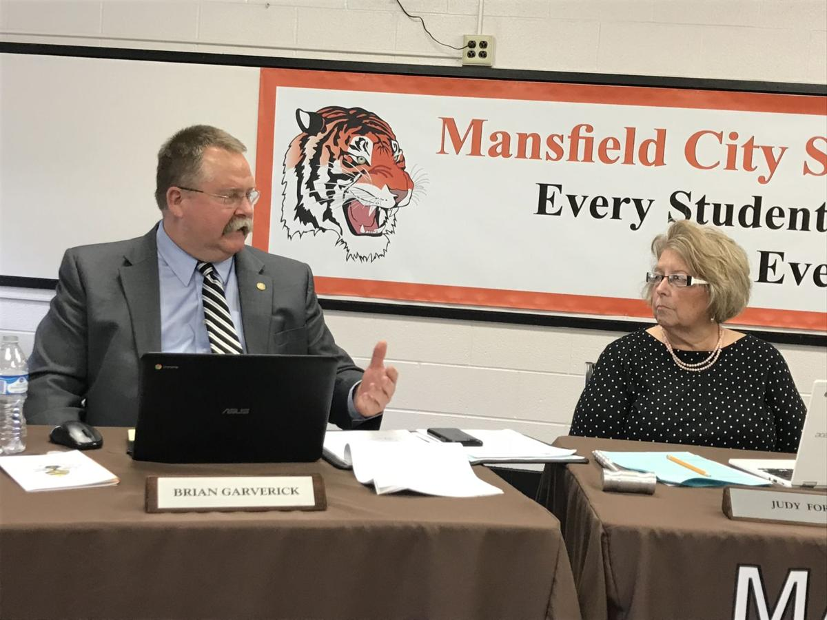 Three administrators out at Mansfield City Schools