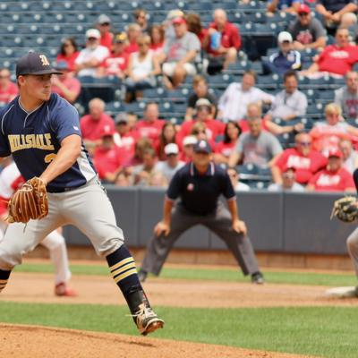 Falcons fall in finals despite gutsy pitching performance