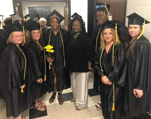 Madison Adult Career Center graduation