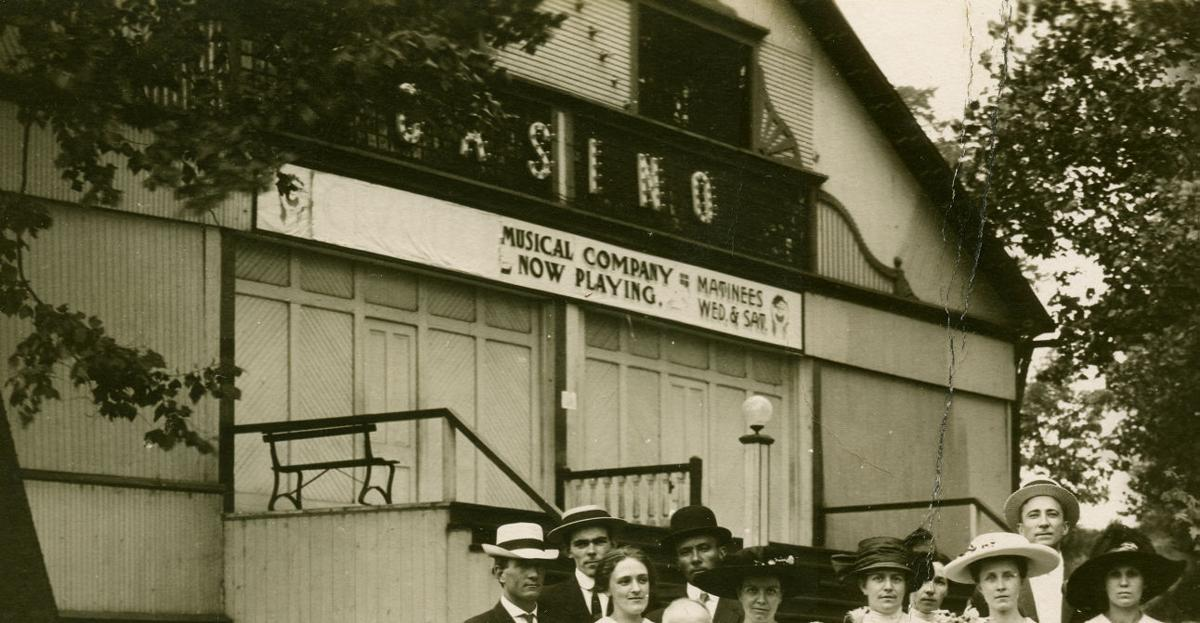 The Casino in 1913