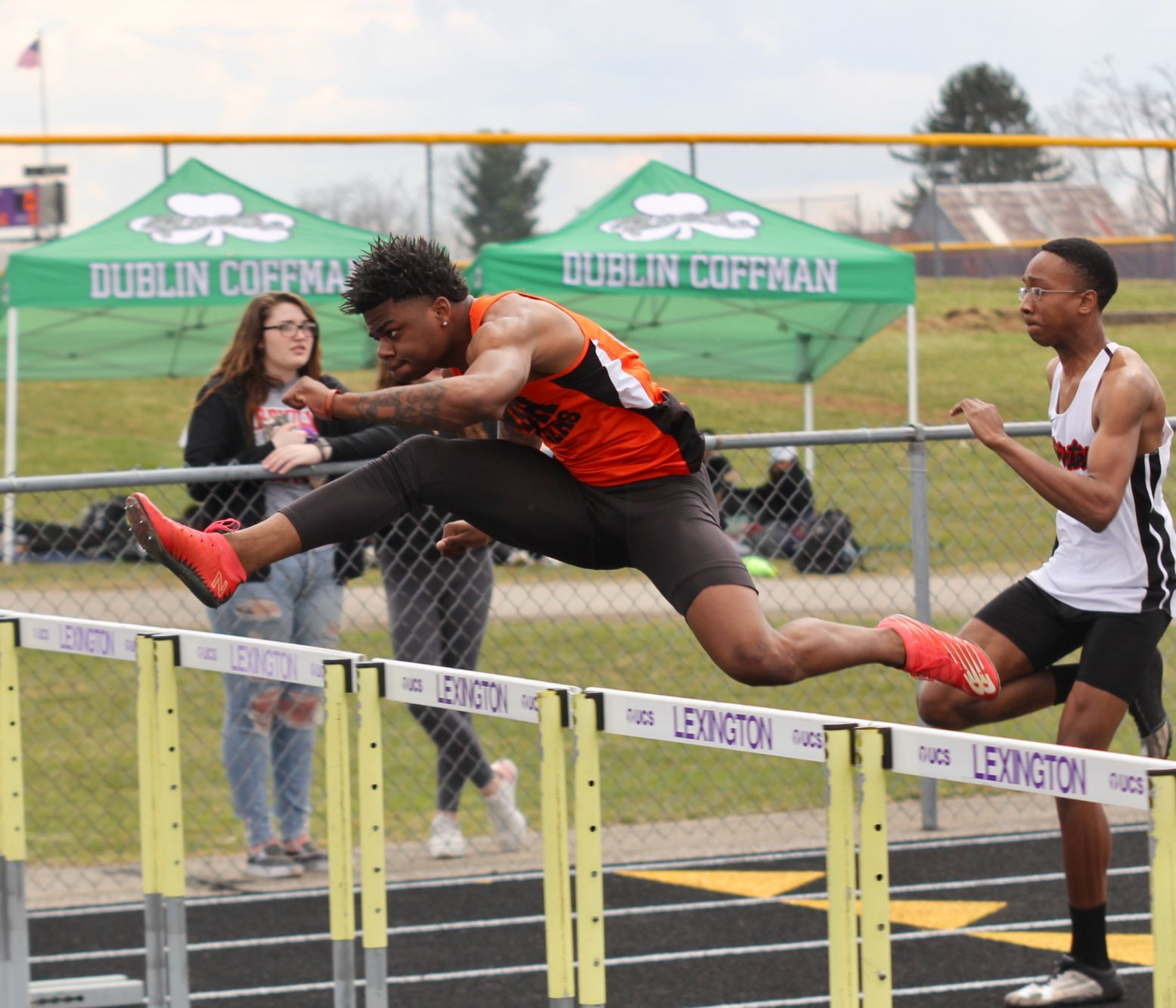 Leaps and Bounds: Senior High's Grose breaks long jump record at Lex Invite