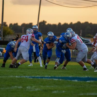 Royals overpower Buckeye Central in Crawford County clash