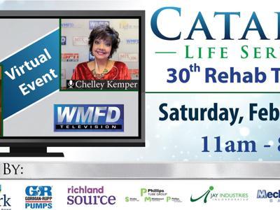 30th annual Rehab Telethon goes virtual on Feb. 6