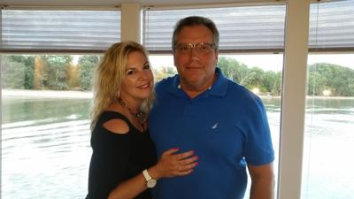 Julie and Mark