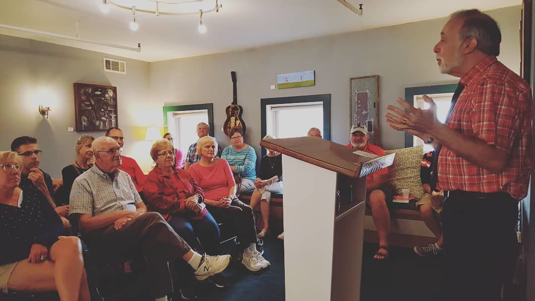 Bringing stories to life: Main Street Books encourages dialogue between reader and author through monthly author series