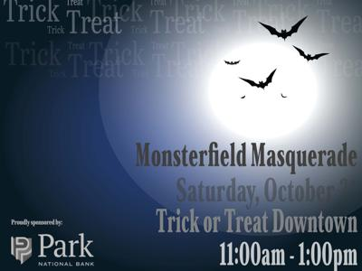 Monsterfield Masquerade set for Oct. 31 in Downtown Mansfield