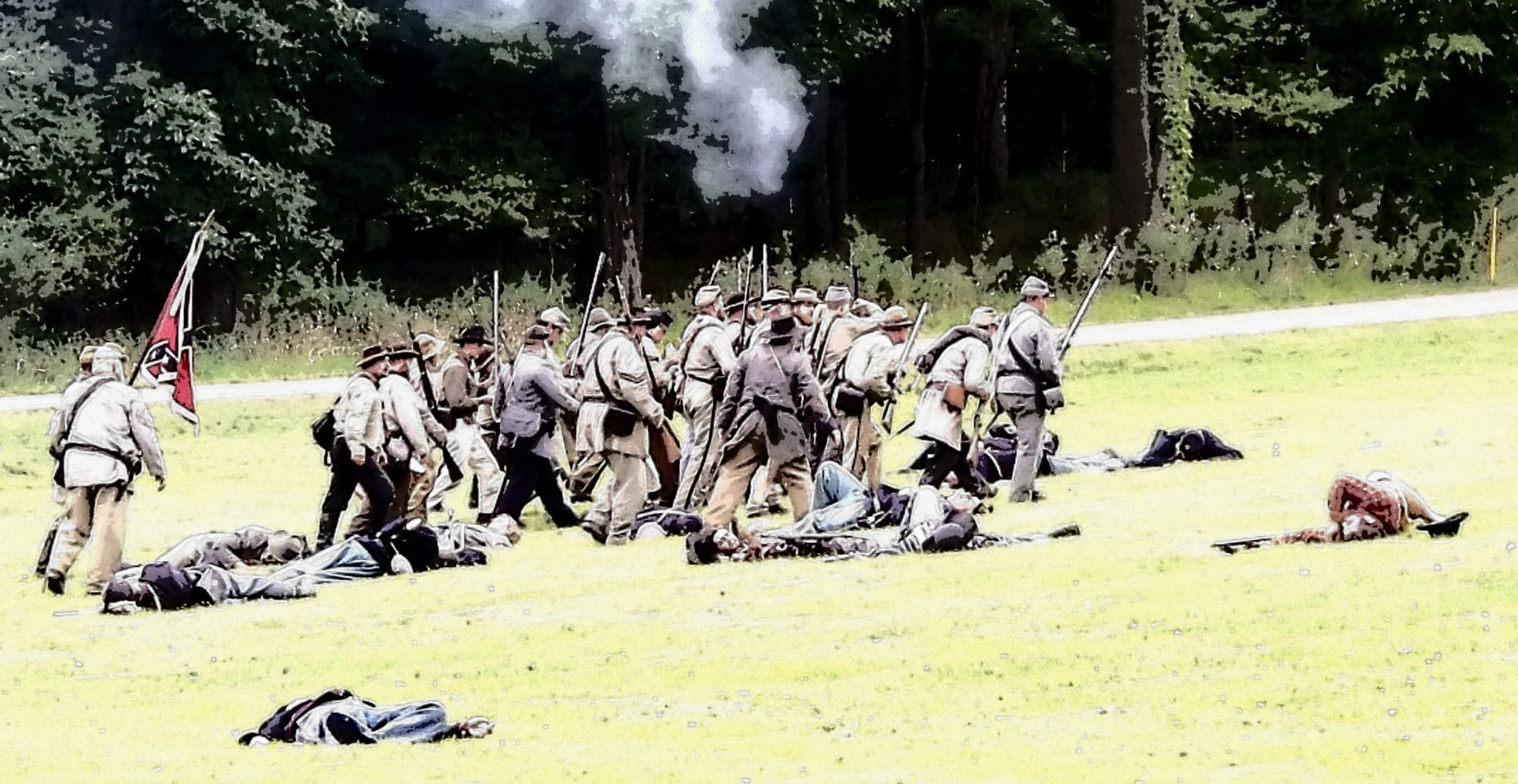 Civil War re-enactment slated for June 29 at Unger Park