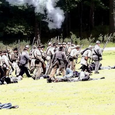 Civil War re-enactment slated for June 29 at Unger Park