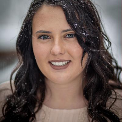 Ontario High School  2021 Graduate: Allaura Summer Carpenter