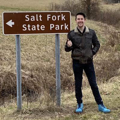 Investigating last week's Bigfoot sightings at Salt Fork State Park