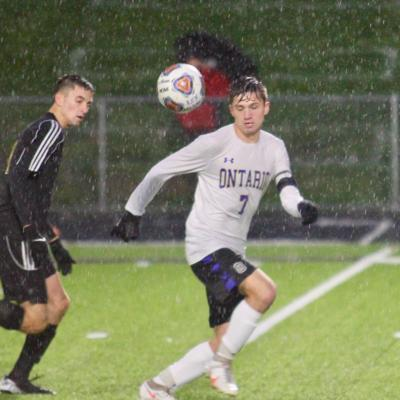 Lex rallies for 2-1 win over Ontario in boys soccer district final