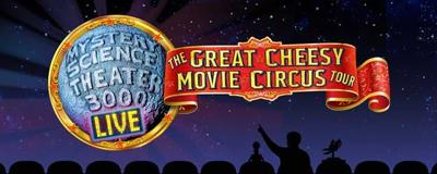 Mystery Science Theatre 300 logo