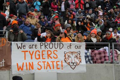 North central Ohio showed up strong in Canton for Tygers' title tilt
