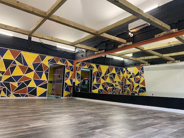 Formation dance studio