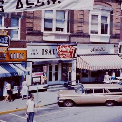 Isaly's stores popped up all over north central Ohio in 1930s