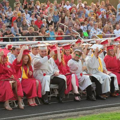 GALLERY: Loudonville High School Graduation 2019