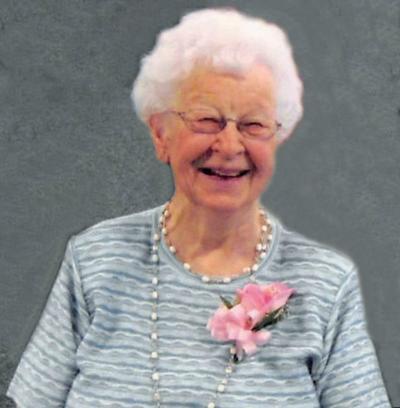 Pauline M. Greer
