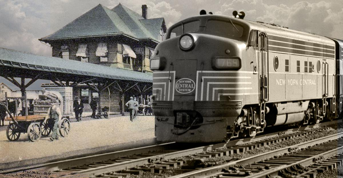 Galion's historic Big Four Depot
