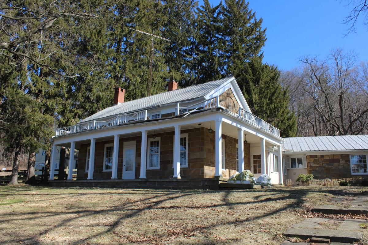 Lex Springmill Underground Railroad house