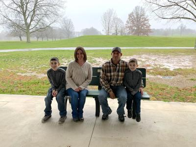 Bench at Brookside Golf Course serves as memorial to Mapleton golfer