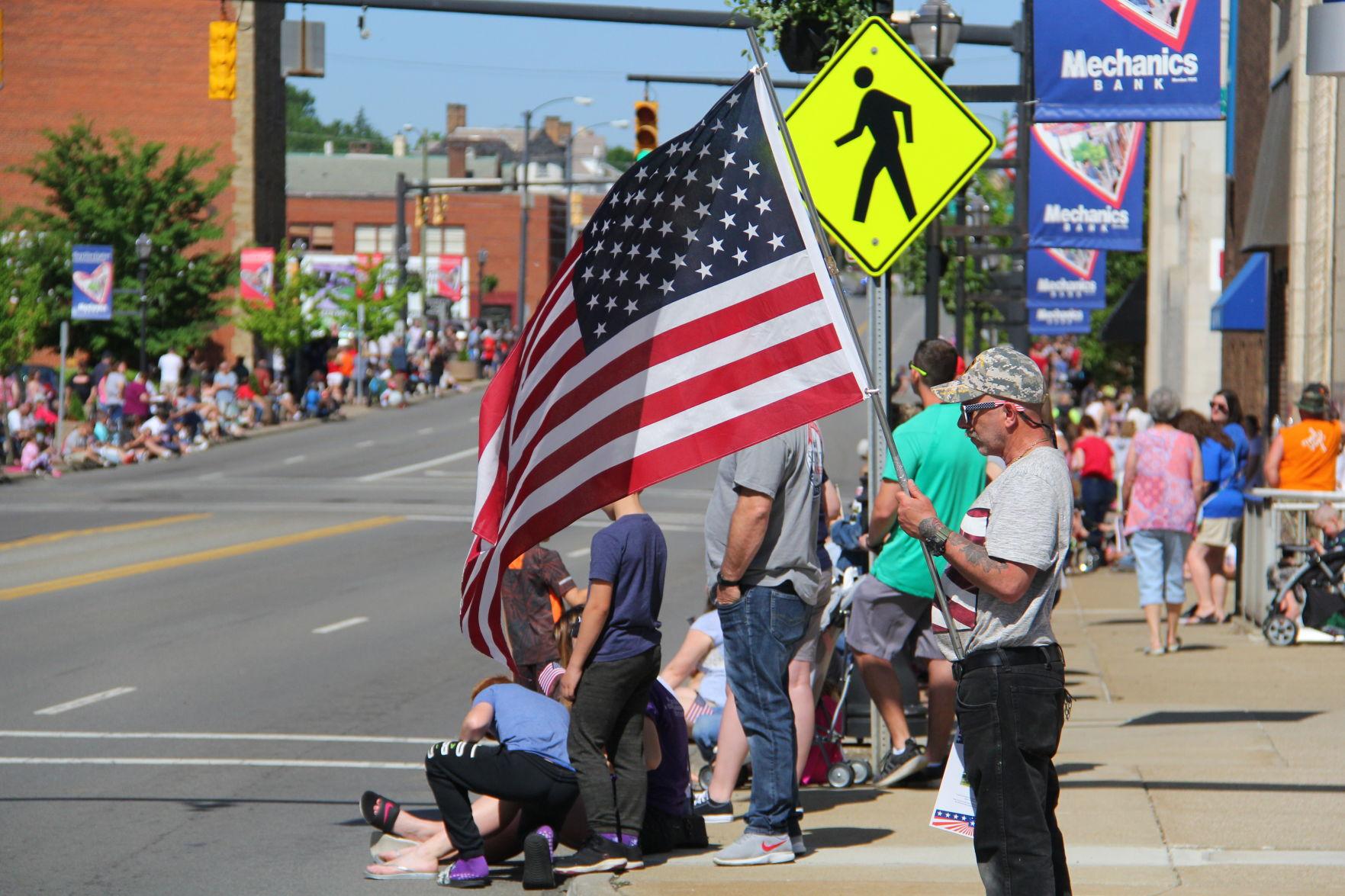 GALLERY: Mansfield Memorial Day Parade 2019