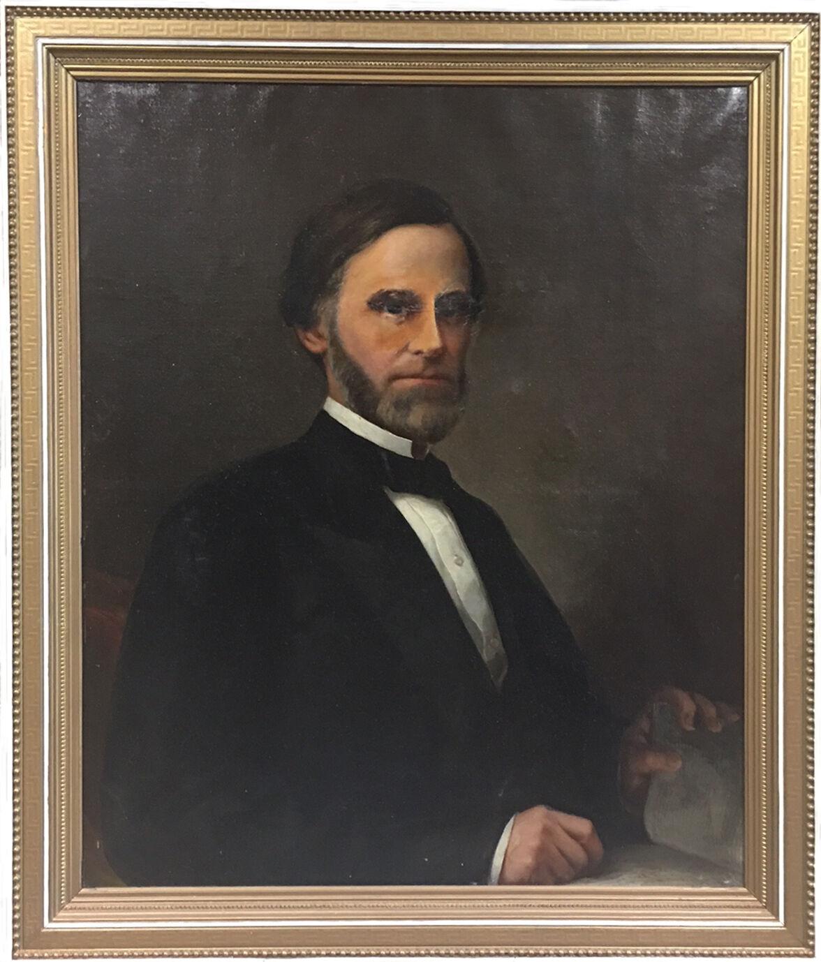 Sherman Portrait