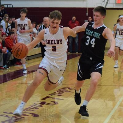 Shelby races past Clear Fork in D-II sectional title game, 87-67