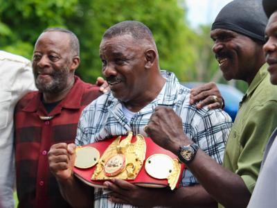 Mansfield celebrates Prince Charles Williams with dedication ceremony