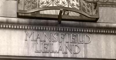 The Mansfield Leland Hotel entry