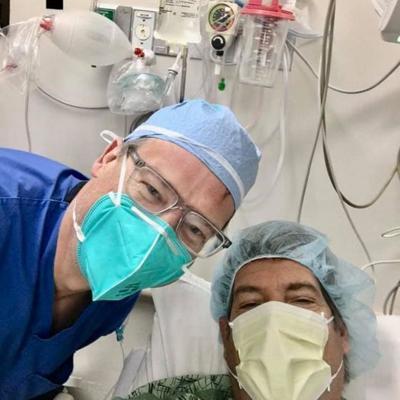 Ashland man battles ailment with Cochlear Implant