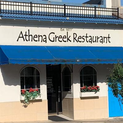 Athena Greek Restaurant serves authentic cuisine for less