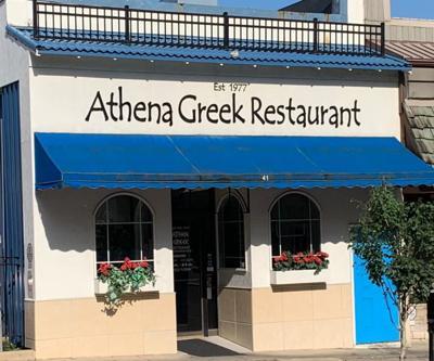 Athena Greek Restaurant serves authentic cuisine for less ...
