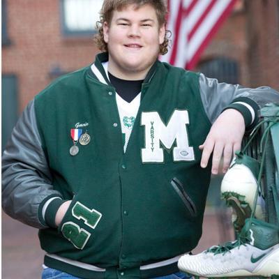 Madison Comprehensive High School  2021 Graduate: Gavin S. Conn