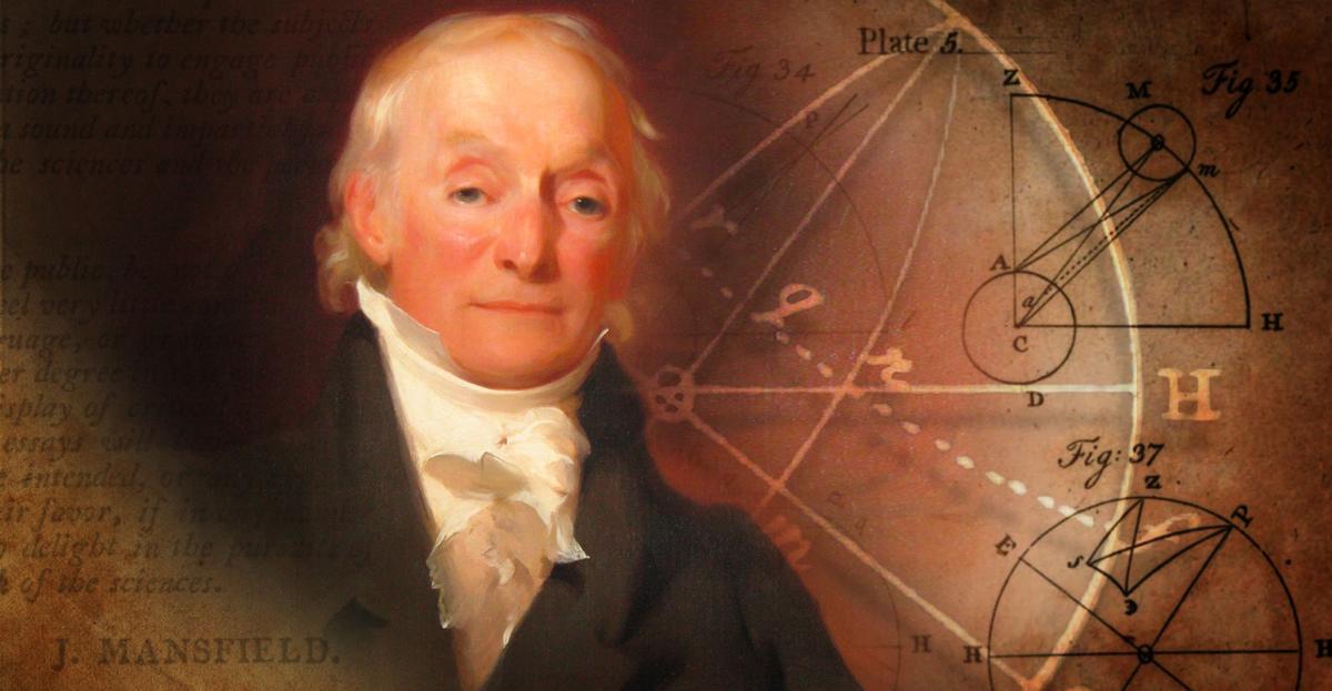 Jared Mansfield, Mathematical Genius