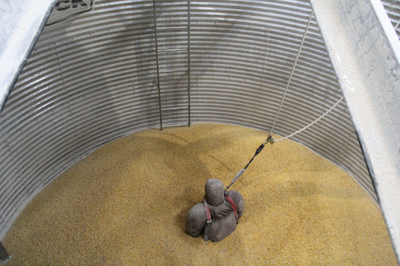 Grain Bin Prop