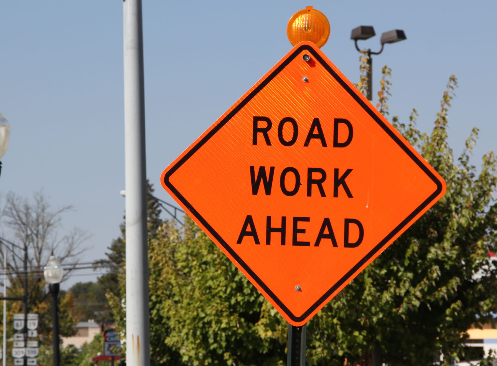 Sections of U.S. 30 to have lanes closed in Crawford County