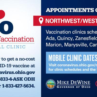 Mass vaccination clinic sets 4 dates at Crawford County Fairgrounds