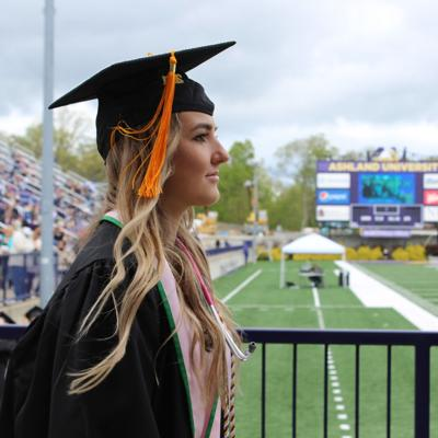 Ashland University commencement honors 2020, 2021 graduates