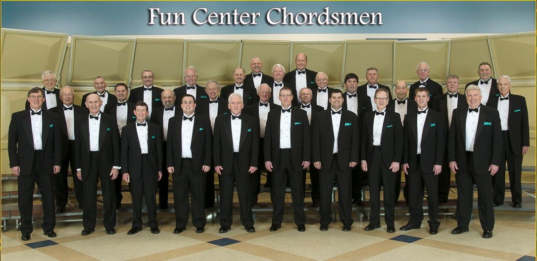 Chordsmen present Guys Night Out on March 16 at The Ren