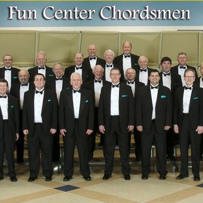 Fun Center Chordsmen invite Christmas singers to Nov. 4 rehearsal