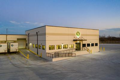New freight shipping center in Mansfield serves north central Ohio