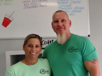 Shiloh couple shakes up Mansfield with new nutrition juice bar