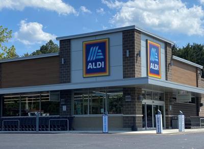 Aldi store in Bucyrus